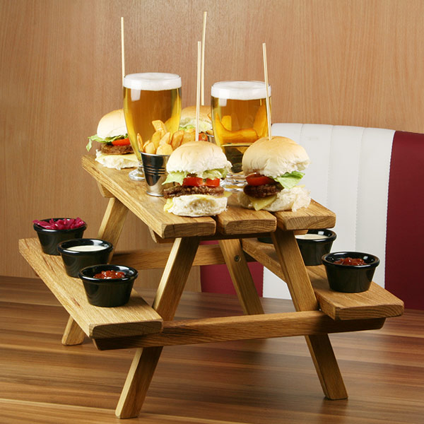 Picnic Table Dining Table