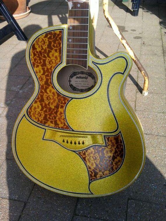 Paint Electric Diy Custom Guitars