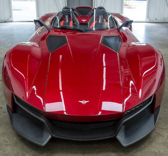 Jay Leno Knows His Exotic Cars Meet The Beast Barnorama