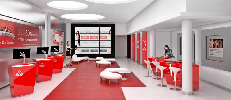 Santander Online Banking Personal