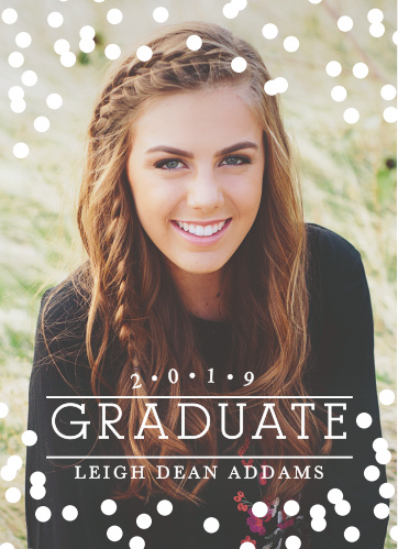 Cheap Custom Graduation Invitations
