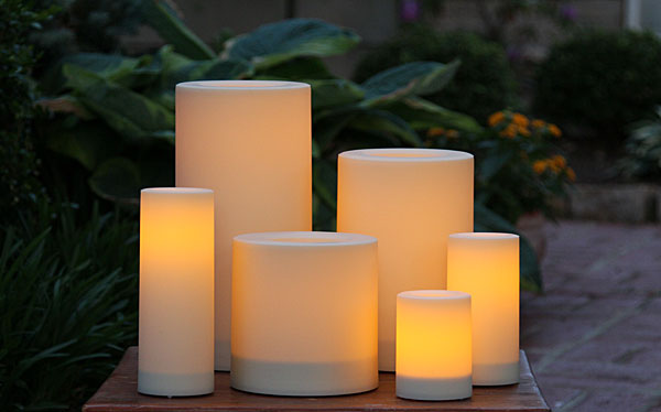 Remote Control Led Tea Light Candles