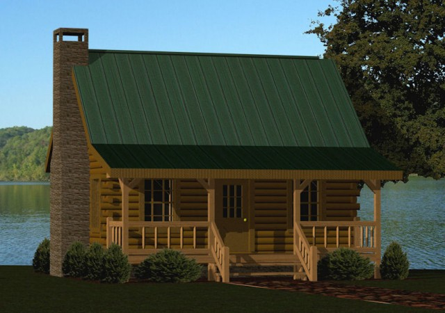 Log Cabin Kits Sale