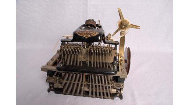 Blickensderfer Typewriter Electric