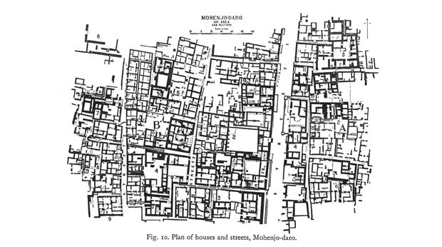 Map Ur Mohenjo Daro