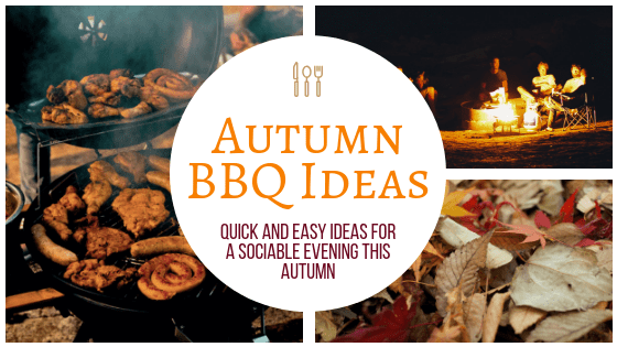 Autumn Bbq Ideas