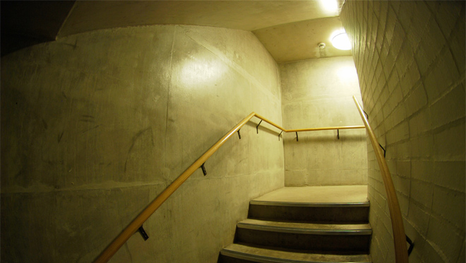 Bi Level Lighting Ideal In Stairwells With Low To No Foot