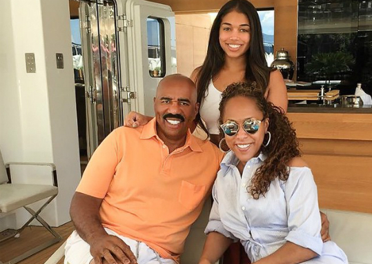Marjorie Harvey Birthday