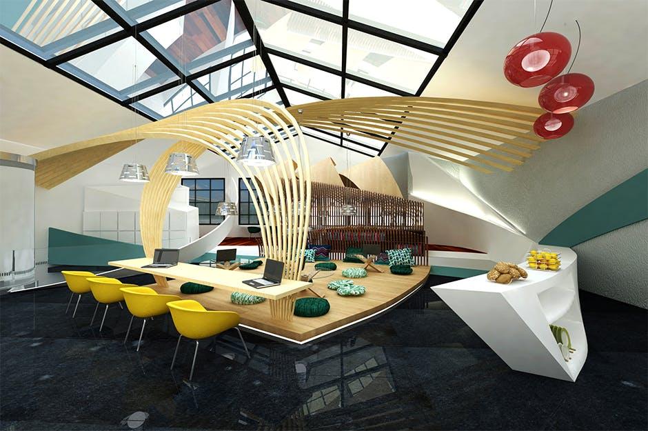 Universities Interior Design