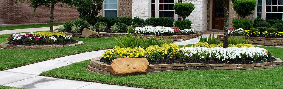 Free Yard Front Landscaping Maintenance