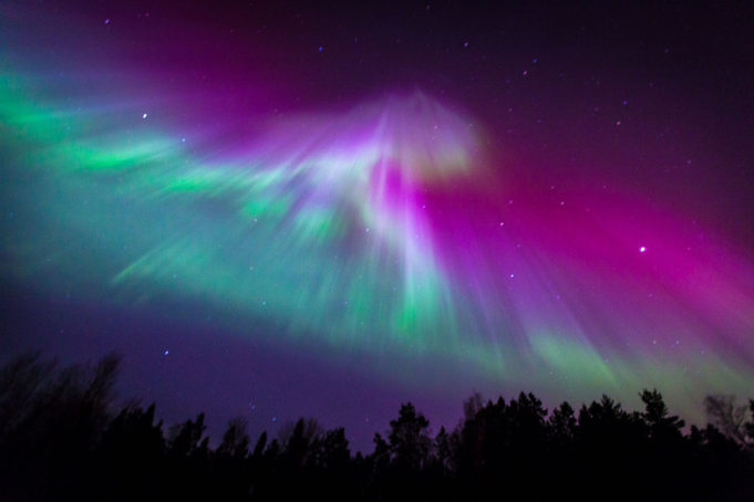Best Time Place See Northern Lights