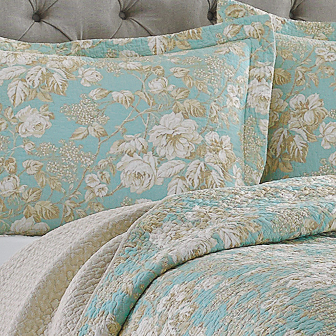 Laura Ashley Brompton Quilt Set From Beddingstyle Com