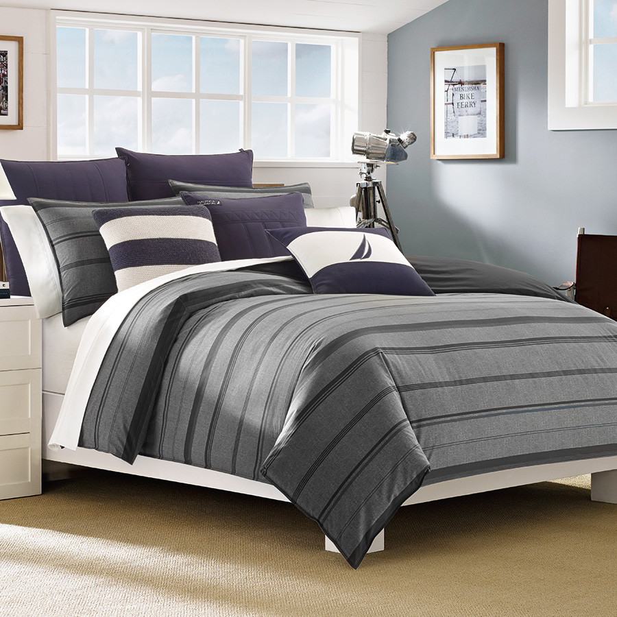Nautica Sebec Comforter And Duvet Sets From Beddingstyle Com