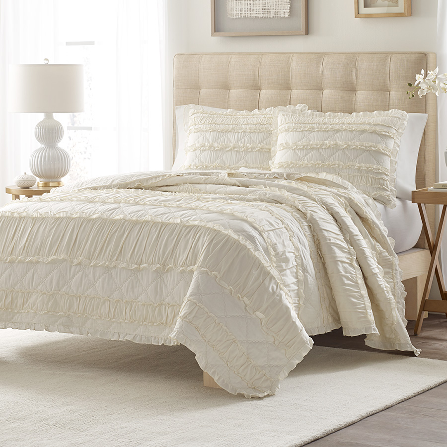 King Cotton Quilt
