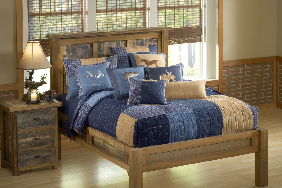 Denim Square By Donna Sharp Quilts Beddingsuperstore Com