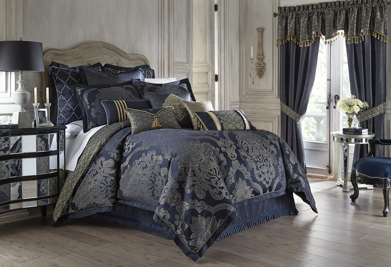 Vaughn By Waterford Luxury Bedding Beddingsuperstore Com