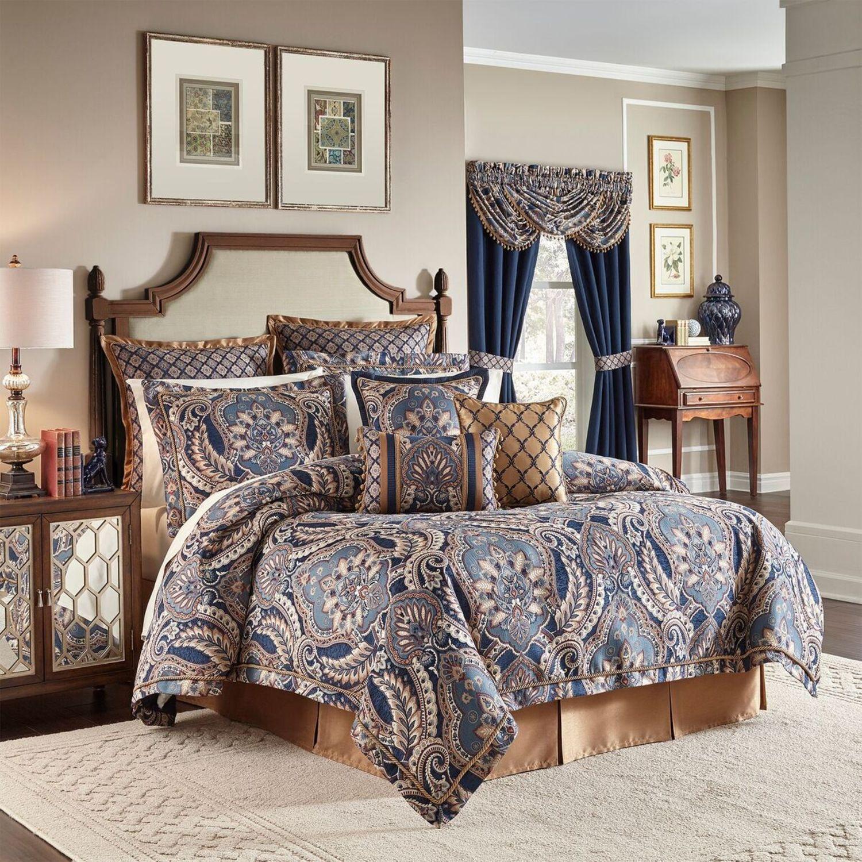 Aurelio By Croscill Home Fashions Beddingsuperstore Com