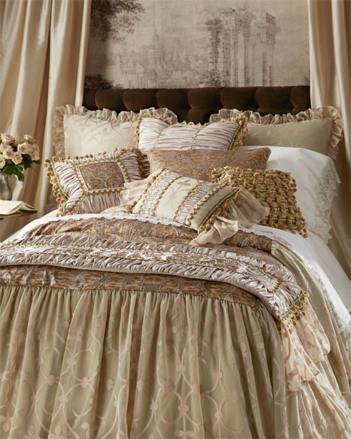 Lucia By Isabella Luxury Linens Beddingsuperstore Com