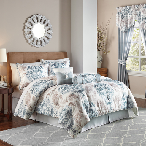 Kinsley By Croscill Home Fashions Beddingsuperstore Com
