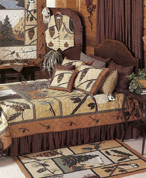 Pine Cone By Patchmagic Quilts Beddingsuperstore Com