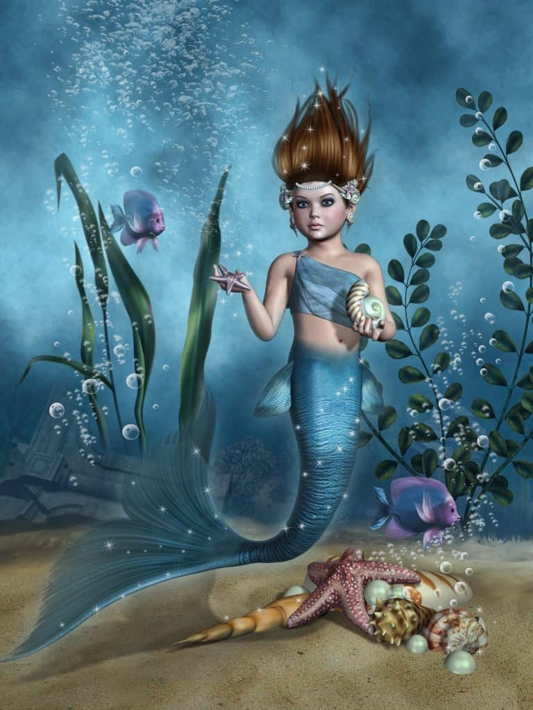 Mermaid Adventure In The Magic Shed Bedtime Bedtime