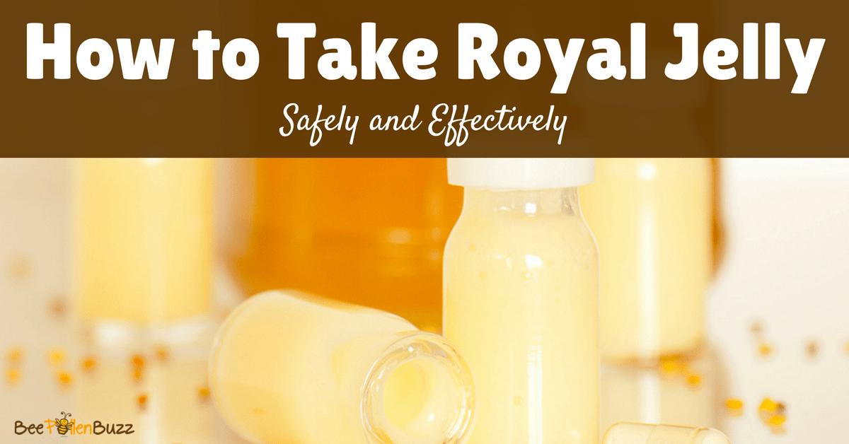 What Fresh Royal Jelly