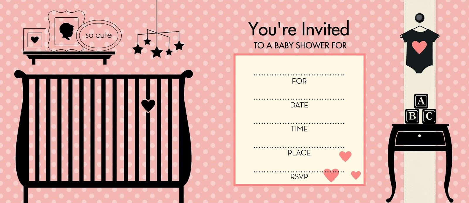 Make Baby Shower Invitations Online Free