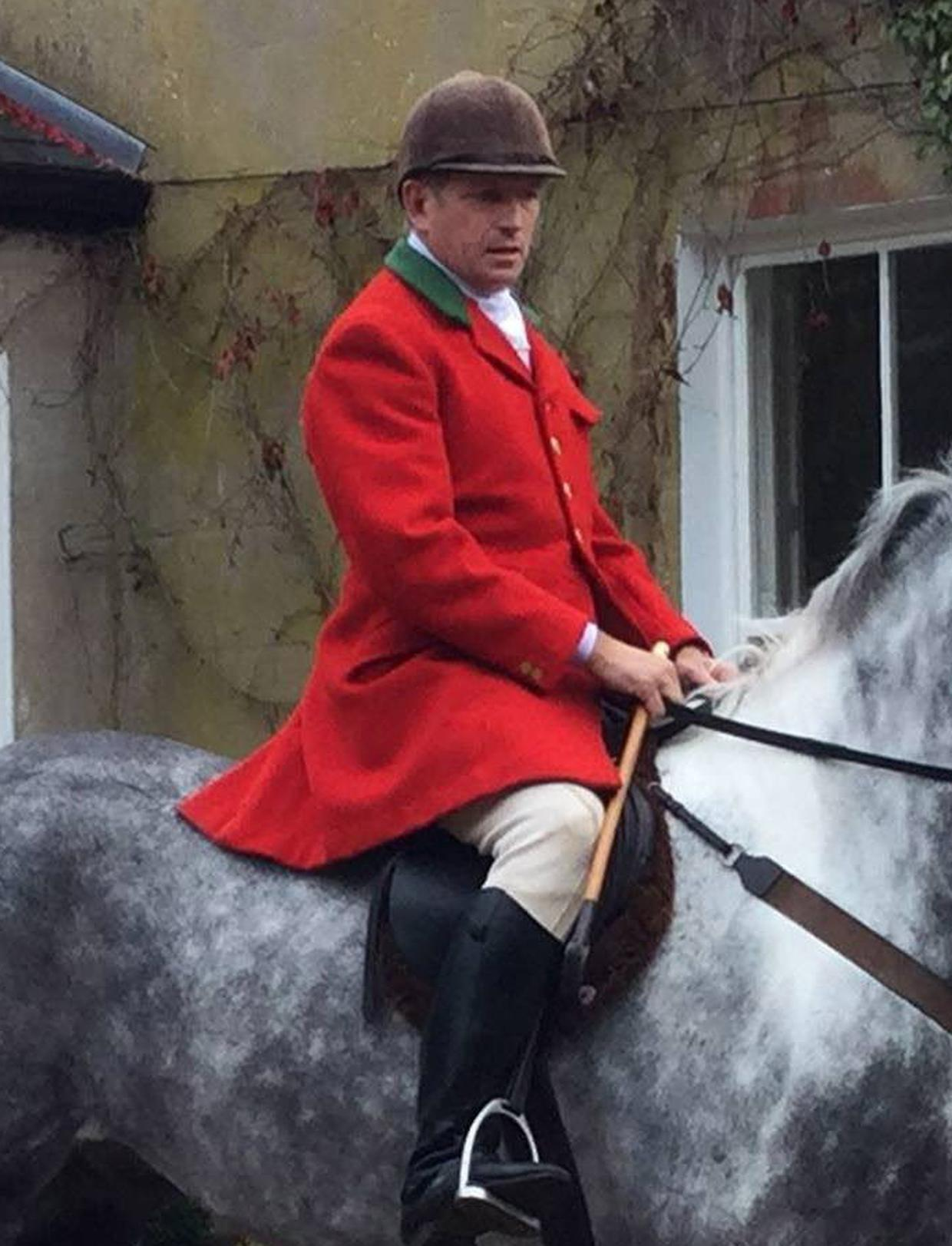 Fox hunt pair charged after 'hounds killed cat and attacked man'