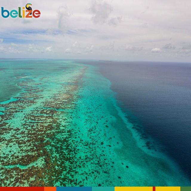 Long Belize Island Caye