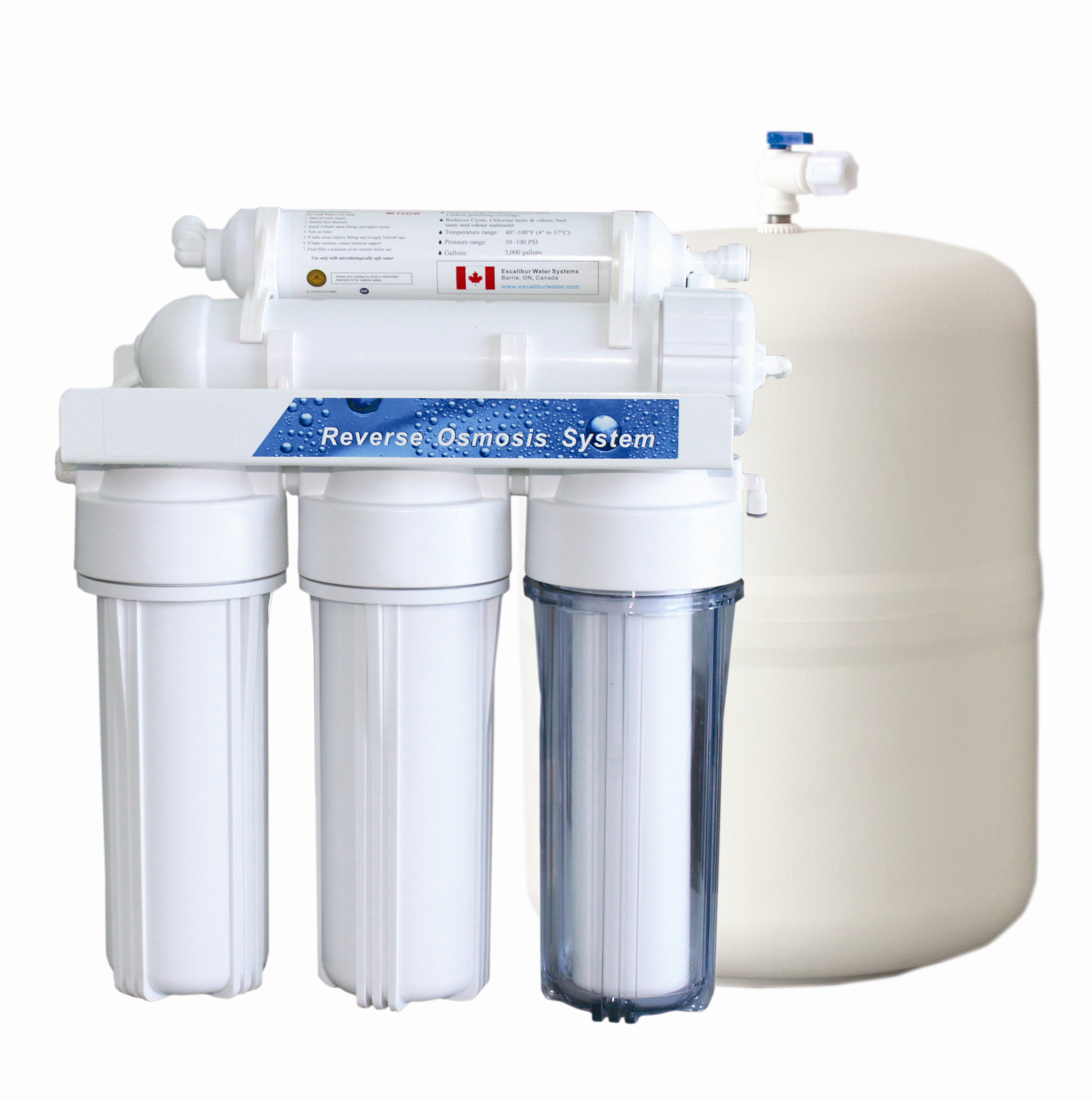 20 Gallon Water Storage Containers