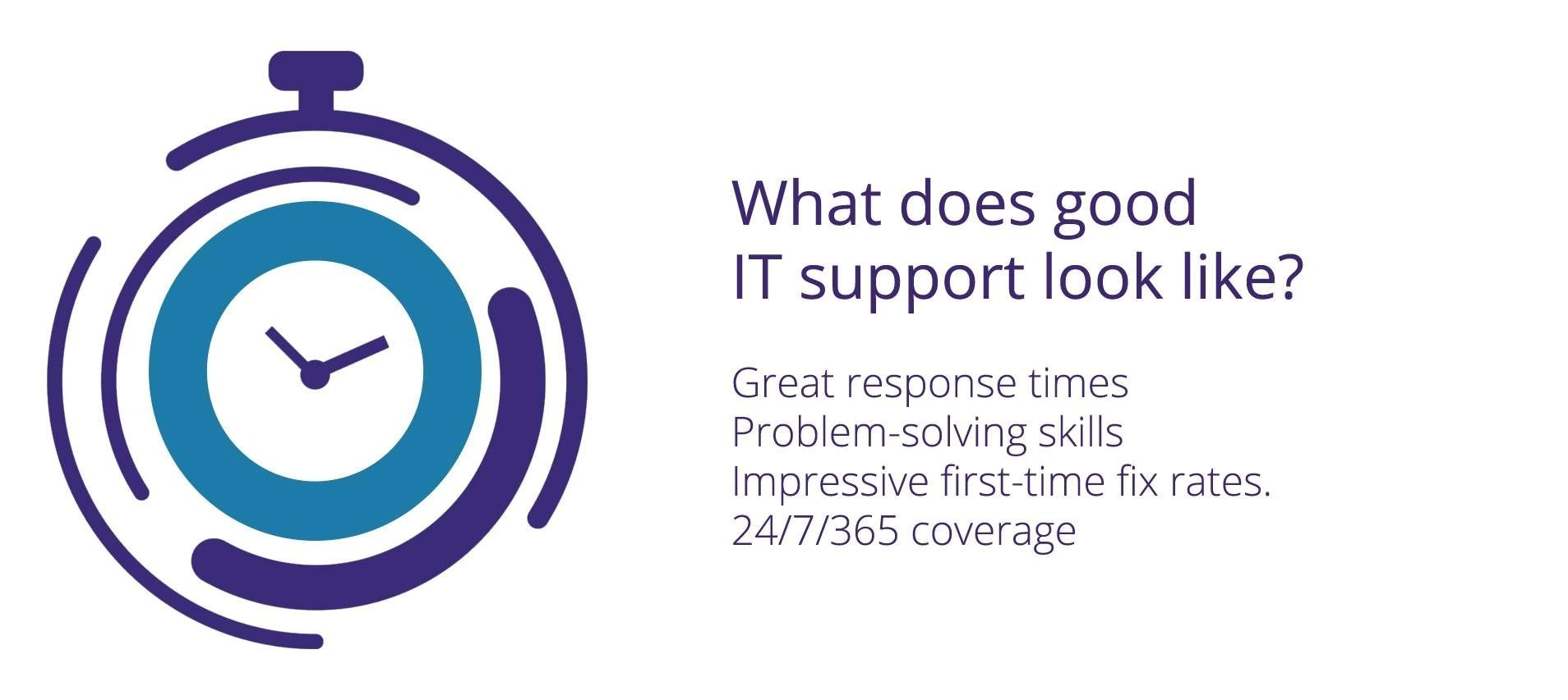Great IT Support