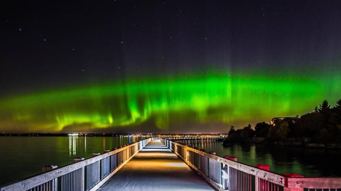 Bellingham Northern Lights