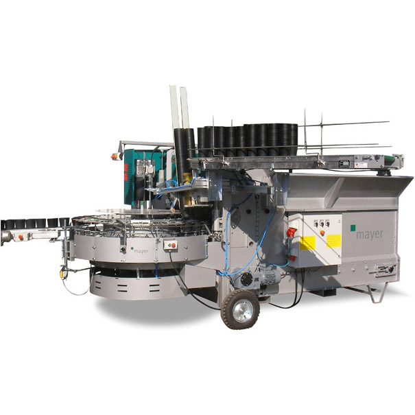 Mayer Tm 2400dr Potting Machine Bellpark Horticulture