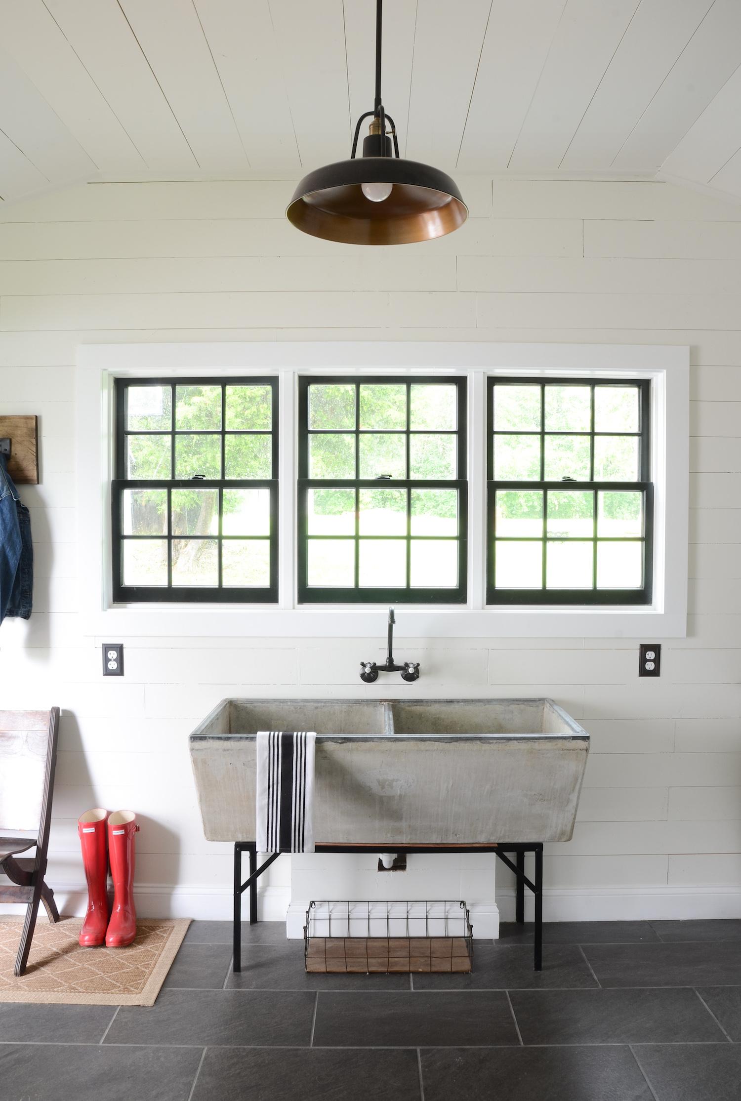 Laundry Room Pendant Light