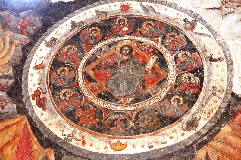 Life Apostles Interior