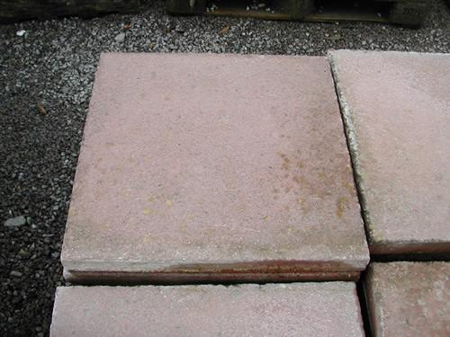 Inch Concrete Slab