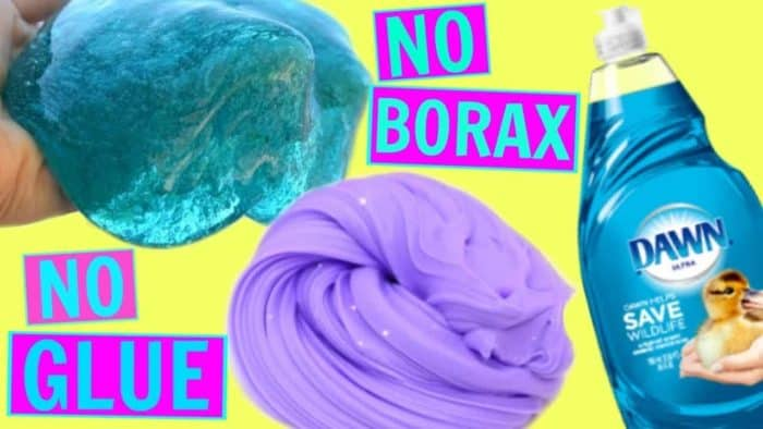How To Make Slime Without Glue (5 Recipes + BONUS BUTTER ...