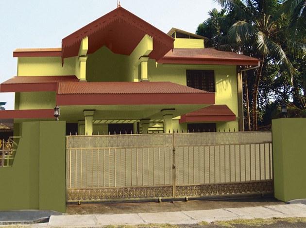 Exterior Paints For House In India Home Painting