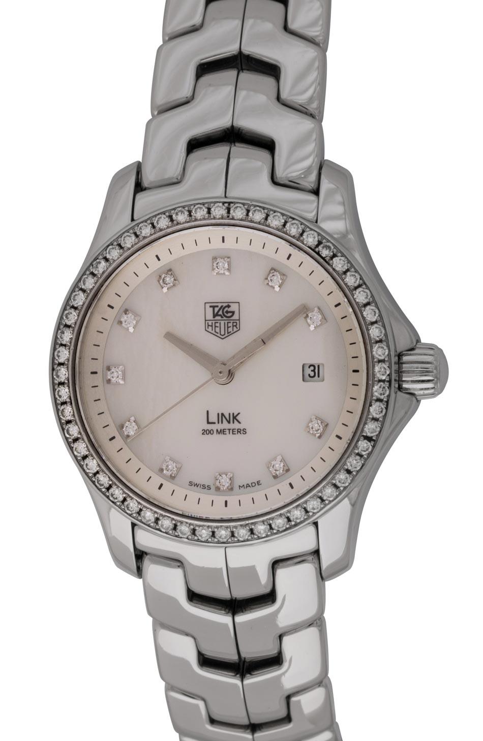 TAG Heuer - Ladies Link : WJF1319.BA0572 : Bernard Watch