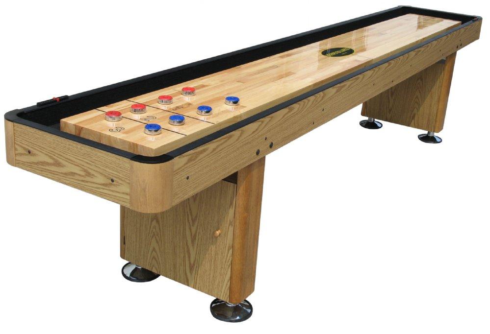 Shuffleboard 12 Dimensions Standard