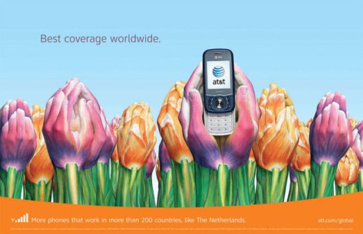 At Amp T Cell Phone Ads