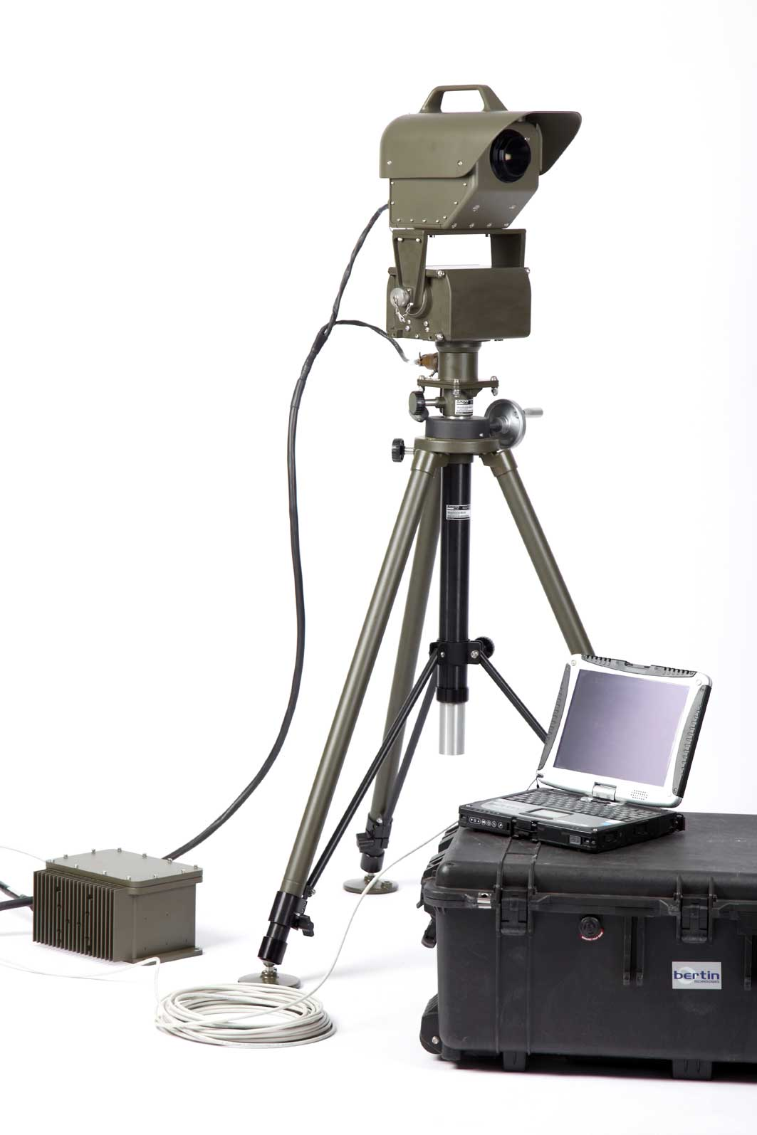 Infrared Remote Camera