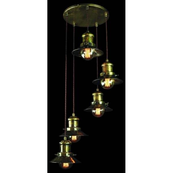 industrial cluster pendant lighting # 73
