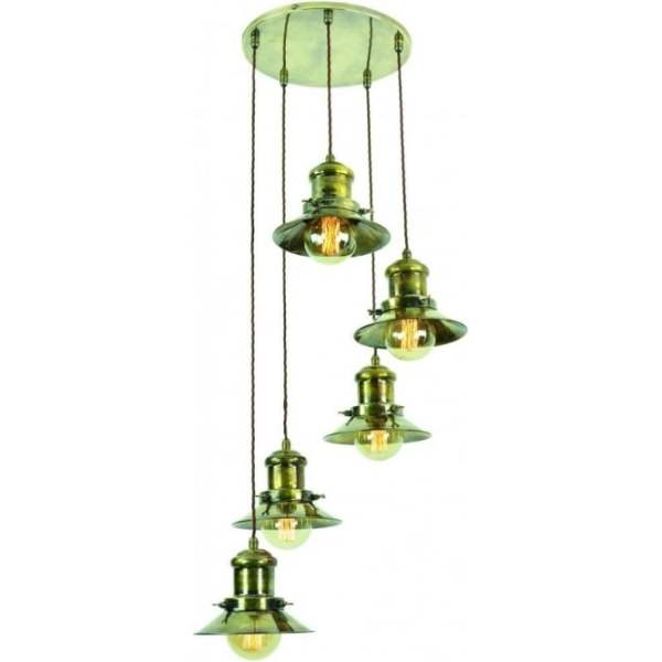 industrial cluster pendant lighting # 27