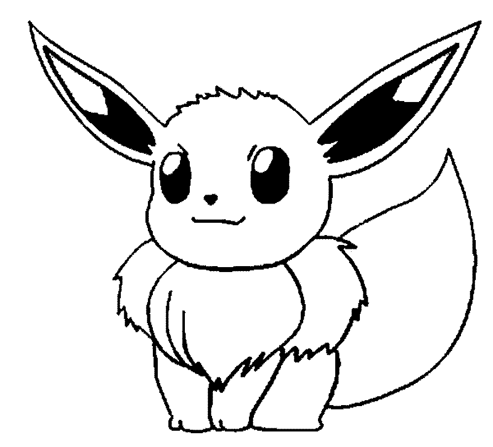 Pokemon Coloring Pages Easy Bestappsforkids