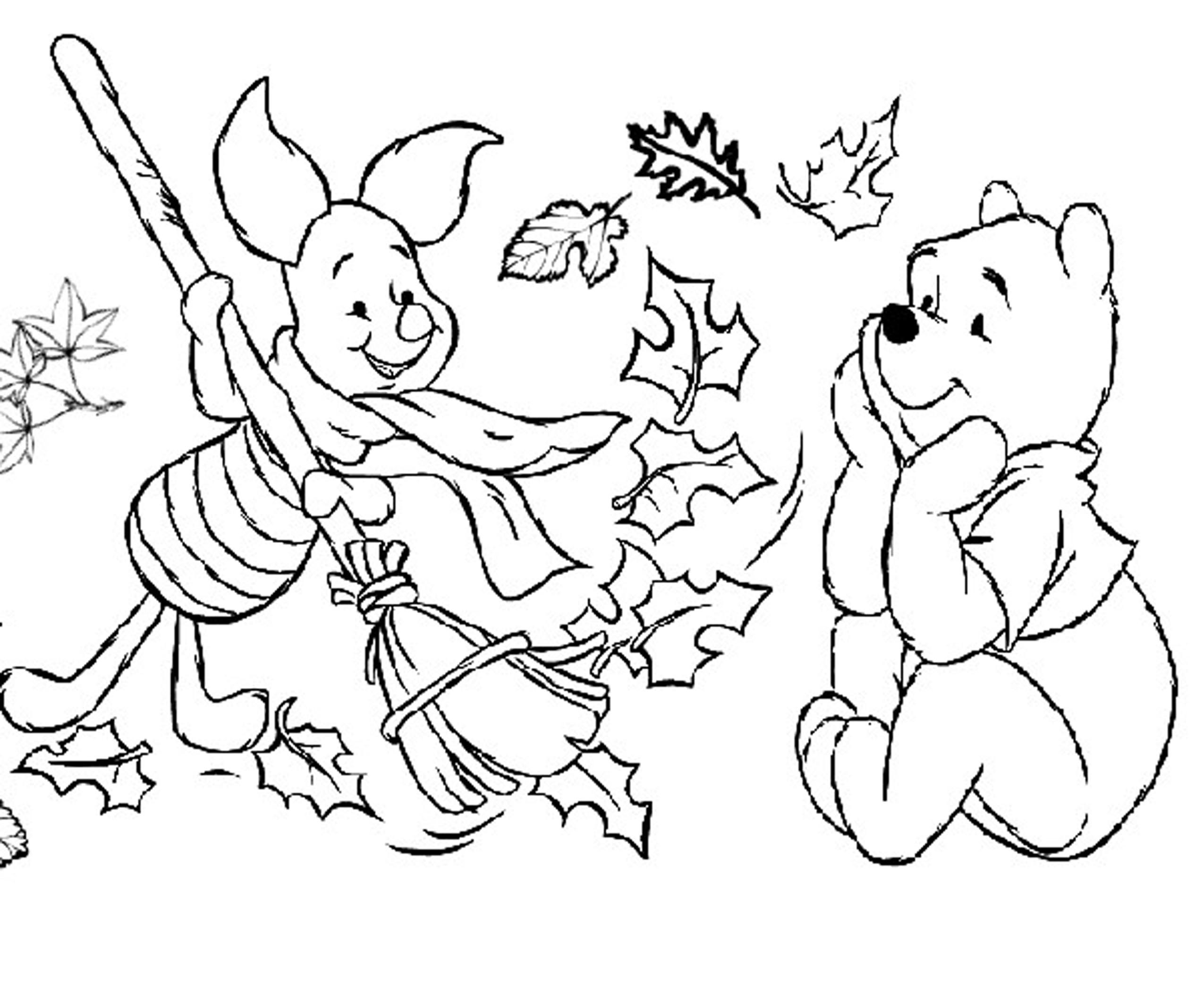 Free Printable Coloring Pages Preschoolers Coloring Page
