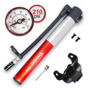 DOKO-IN Mini Bike Pump Review