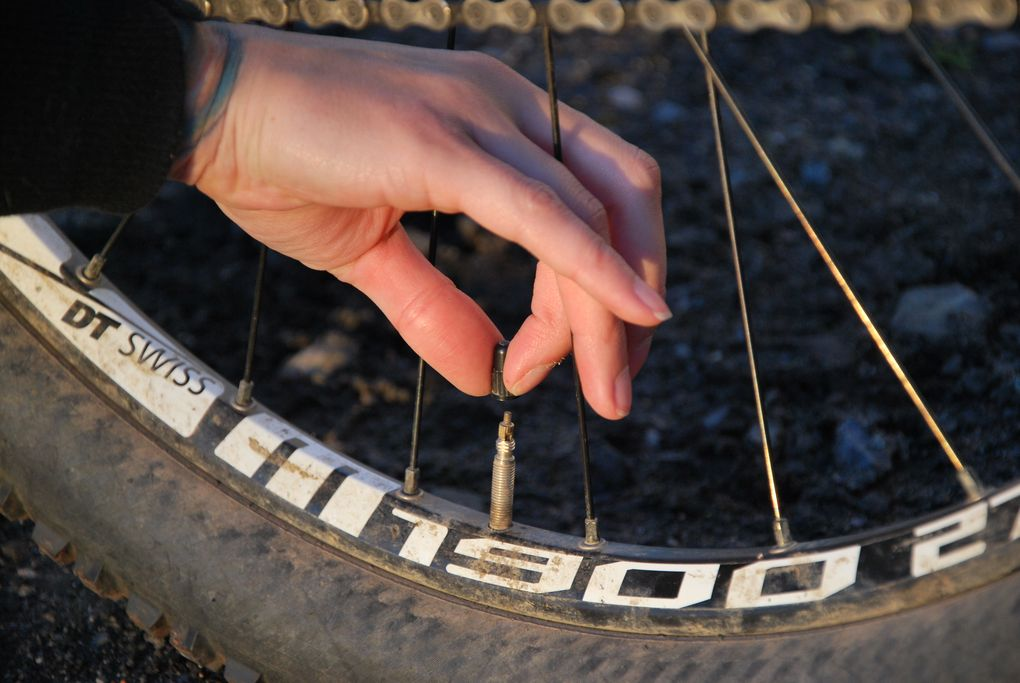 Check Bike Tire Pressure Without a Gauge