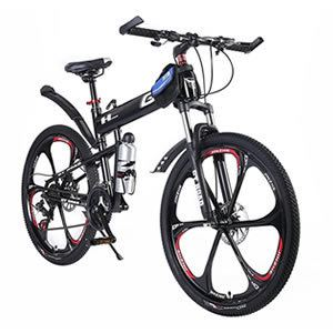 OPATER 26″ Mountain Bike for Men Women
