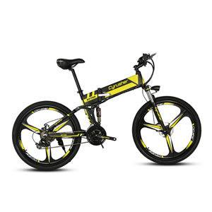 Cyrusher XF700 Folding Electric Bike 26 inch Mountain Bicycle Review